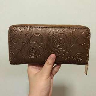 🚚 (Sales) Bronze Brown Long Wallet