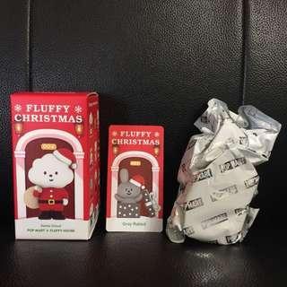 (購買或交換) Fluffy House x Mr White Cloud Mini Figures Series 4 — Gary Rabbit 🐰🐰