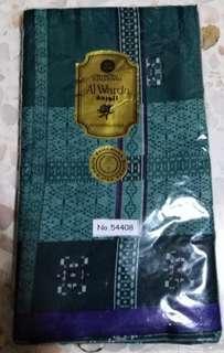 Al Warda Sarong Original 💯% Silk Samarinda