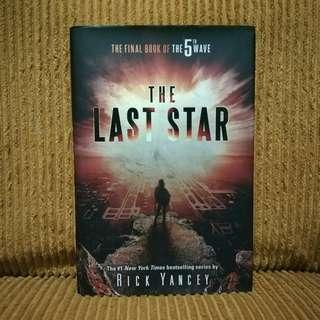 The Last Star by Rick Yancey (5th Wave)
