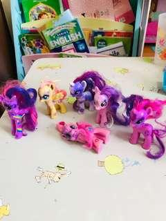 little pony for take all
