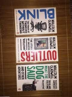 Paperbacks $10 each
