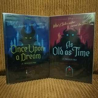 Once Upon a Dream & As Old as Time by Liz Braswell (A Twisted Tale)
