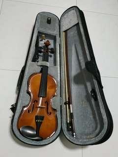1/4 Violin. Synwin Estd. 1983 Singapore