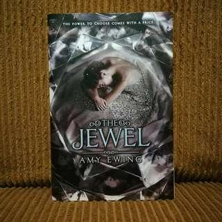 The Jewel by Amy Ewing (Lone City)