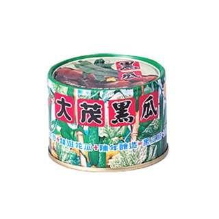 🚚 【大茂】黑瓜170g(易開)x18罐(六組價)超取上限量