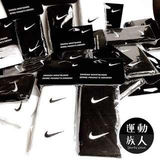 Nike Swoosh  護腕(1 對裝)
