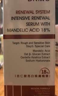 30 ml Intensive Renewal Serum with Mandelic Acid 18%