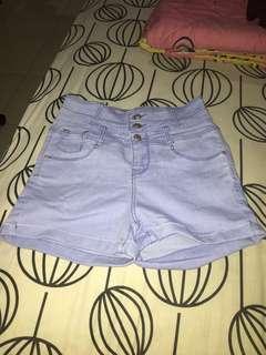 Super High-waisted Shorts