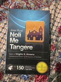 Noli Me Tangere Book