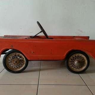 Triang Pedal car Made In England