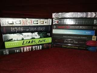 YA Books for sale!!!