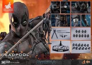 Hot Toys Deadpool (Dusty Version)