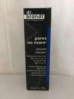Dr Brandt - Pores No More Vacuum Cleaner Mask