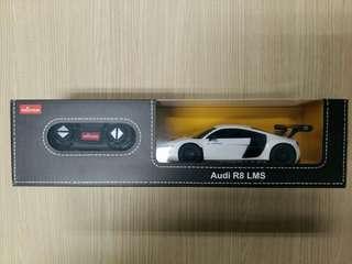 Remote Control Audi R8 LMS (White) 1:24 遙控車