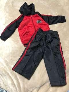 Jacket and Jogging Pants Set