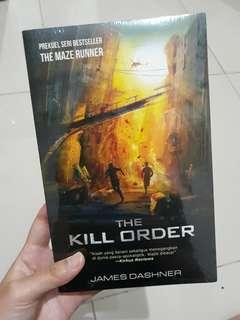 The Kill Order (Indo) Maze Runner