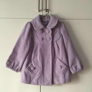 BN Wool Winter Pea Coat