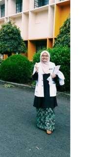 Baju Kurung Pahang Murah (First Lady)