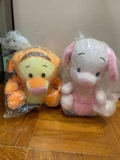 Tiger and piglet Soft Toys