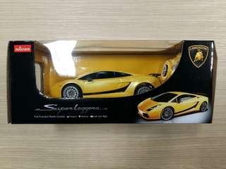 Remote Control Lamborghini (Yellow) 1:24 遙控車