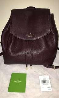 Kate Spade bag pack / ransel Ori