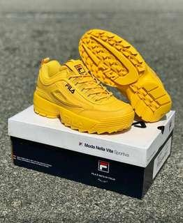 20a5514c073d FILA DISRUPTOR YELLOW 36-40EU (NO COD!)