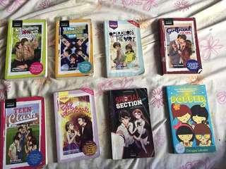 Popfiction Books