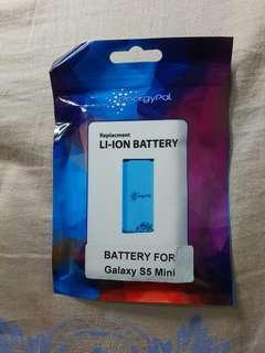 ENERYPAL REPLACEMENT LI-ION BATTERY FOR GALAXY S5 MINI