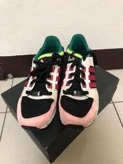 Adidas original EQt 復刻初代 25cm