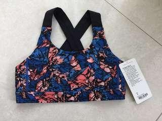 (全新) Lululemon All Sports Bra Size 8