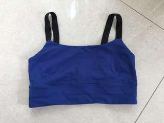 100% NEW (no tag) Lululemon bra top Size 8