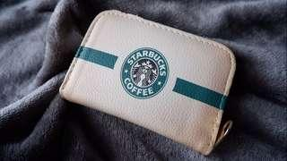 Starbucks Designed Purse/Wallet