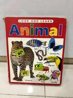 Animal World and word