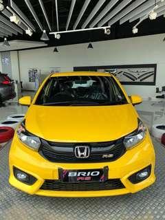 All new honda brio terbaru!