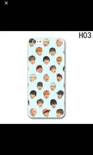 BTS phone case iphone 7