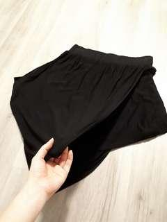 M)PHOSIS Criss Cross Wrapped Skirt