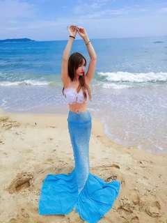 2019 Summer Mermaid Beach Dress