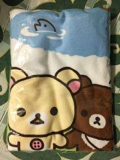 正品 鬆弛熊浴室大毛巾