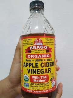 Dijual Cuka Apel (Apple Cider Vinegar)