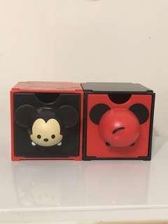 7-11 百變組合box 米奇一套 Mickey Mouse