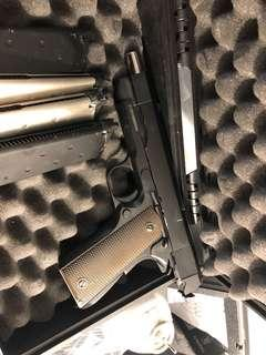 Army M1911 A1 GBB pistol
