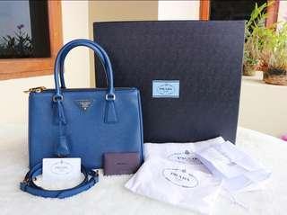 Prada Bag 1BA863 in Bluette 2017
