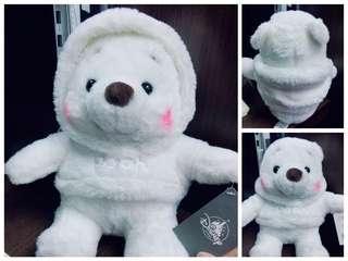 🚚 冬季限定商品 雪白維尼 Pooh