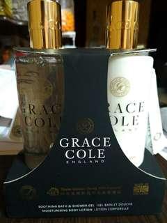 Grace Cole 沐浴露 身體露 300ML