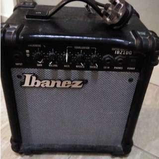 Ibanez 19W amplifier - IBZ10G