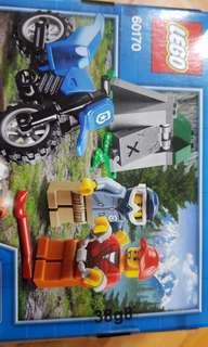 Lego Toys U.P 40 dollars for both