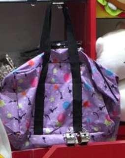 紫色大旅行袋 (大約18寸)