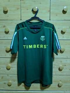 Adidas MLS Portland Timbers Jersey (S)