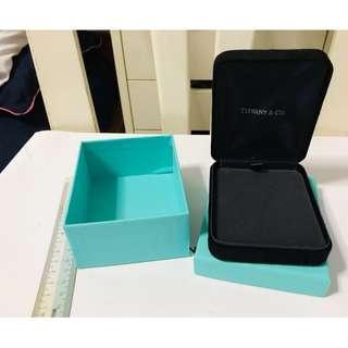 Authentic tiffany and co box used